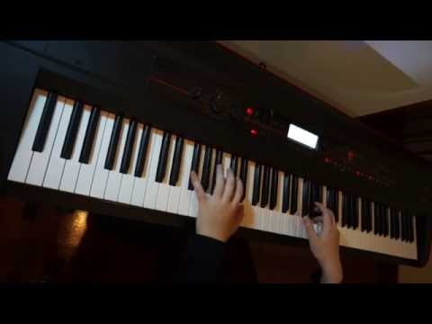 [PIANO COVER] AKMU - TIME & FALLEN LEAVES