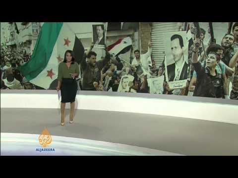 OPCW reveals Syria's weapons destruction process