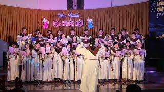 Vua Bình Yên - Linh mục Hoàng Kim - Ca đoàn Phan sinh