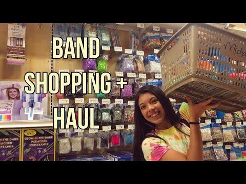 Rainbow Loom Shopping Spree + Haul    Emiline's Loomtique