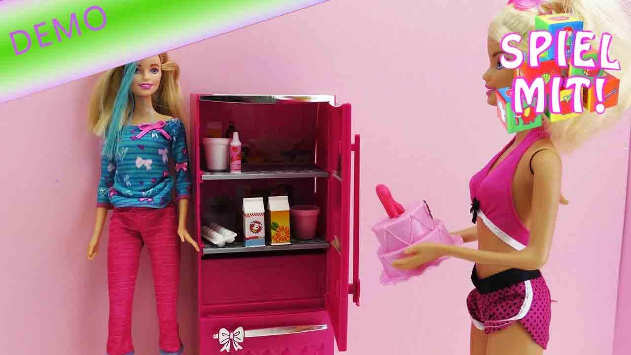 Barbie Kühlschränke im Vergleich - Barbie Glam Fridge im Test ...