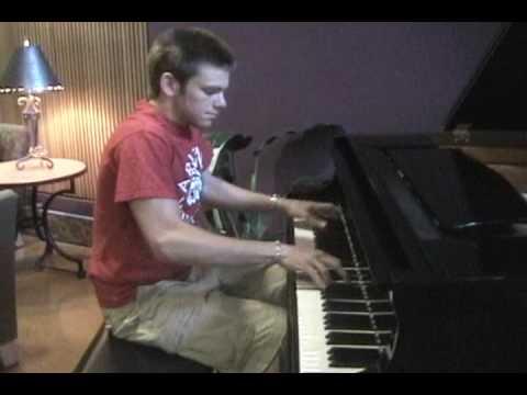 Breaking Benjamin - Diary of Jane on Piano