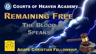 2A - Part 3: The Blood Speaks verified with Seers and Healing - Courts of Heaven