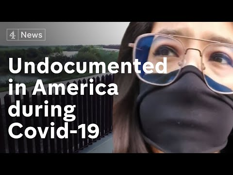 Covid-19 America: Undocumented Immigrants Left To Cope Without Safety Net