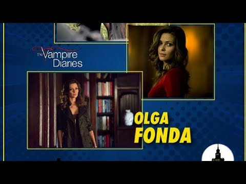 Warsaw Comic Con: panel Q&A z Olga Fonda (03.06.2017)