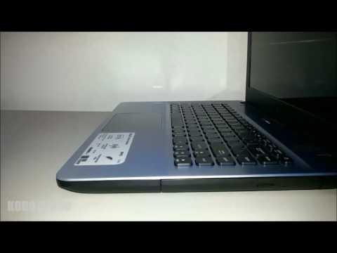 UNBOXING laptop ASUS X441S