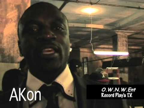 """Nelly """"Move That Body"""" ft. T-Pain ft. Akon video shoot by The Record Play'a"""