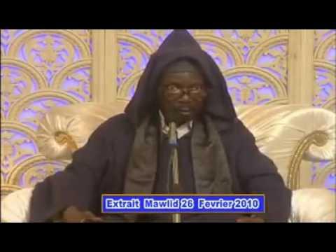 Serigne Cheikh Tidiane Sy :  Barzakh ay station youdoul diékh leu