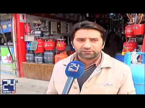 Illegal LPG refilling shops mushroom  in Multan