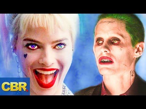 Harley Quinn Cancels Jared Leto's Joker In Birds of Prey
