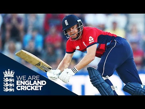 Jonny Bairstow's Irresistible 60  Off 35 in T20 v South Africa 2017 - Full Highlights