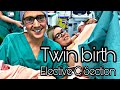 TWIN BIRTH VLOG | ELECTIVE C SECTION