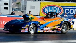 The Super Gas Wally went to Rick Cates in Las Vegas