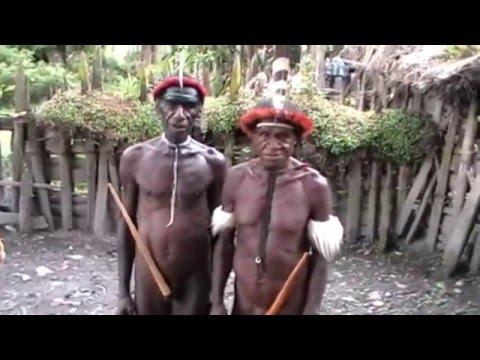 Сексуальная жизнь у папуасов видео