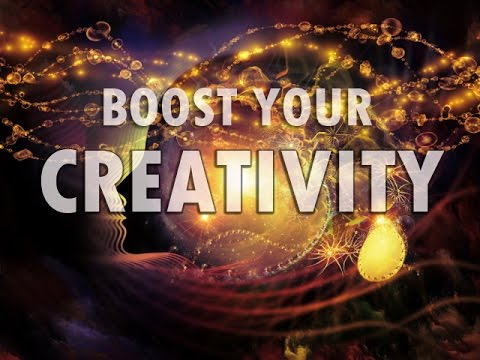 Boost Your Creativity - Binaural Beat Music with Theta Waves