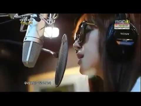 nepali song- resham firiri (korean singer)