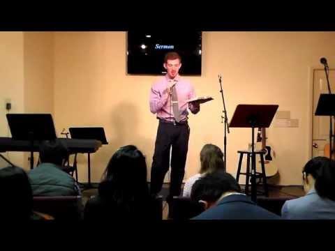 Psalm 23 -- Sam Edwards -- Jubilee Church