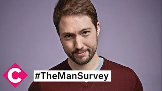 Growing up, what did you think it meant to be a man? | The Man Survey