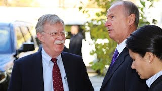 Fate of INF Treaty in focus during Bolton's trip to Moscow