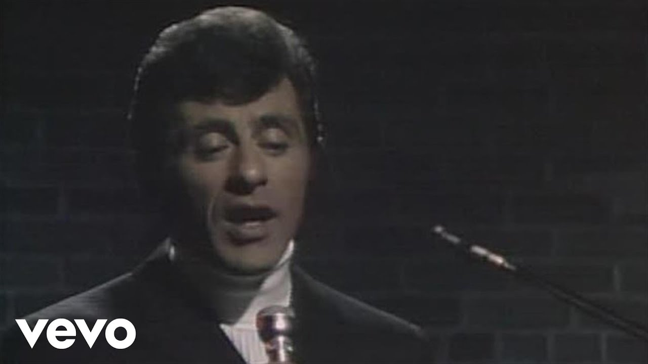 Frankie Valli  Can't Take My Eyes Off You (live)