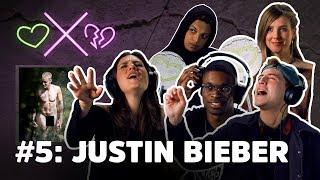 Ronnie Flex & Lil' Kleine walgen van naaktfoto Justin Bieber! | LOVERS x HATERS #5: Justin Bieber