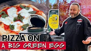 How To Make Pizza On Big Green Egg - Ace Hardware