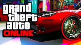 GTA 5 ONLINE - Der beste TUNING-Wagen & Unterstützung für YouTuber