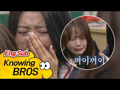 I.O.I.'s surprise camera attack towards Nayoung's successful! -'Knowing Bros' Ep.53