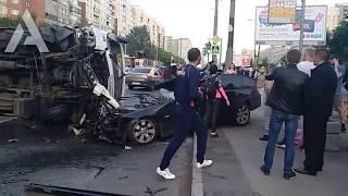 Жёсткие ДТП и страшные аварии 2019 года #2 БЕЗ МУЗЫКИ