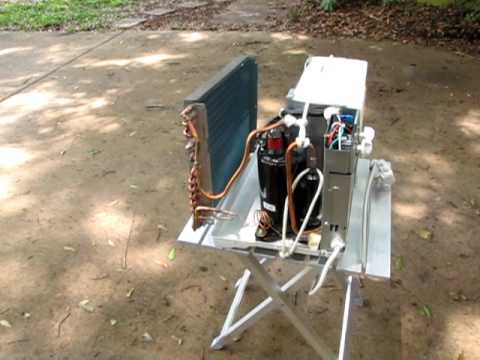 Diy Hybrid Water Heater And Air Conditioner For My Solar