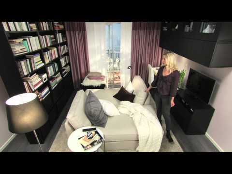 ikea werbung making of zum werbespot platz f r mehr 39 doovi. Black Bedroom Furniture Sets. Home Design Ideas