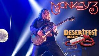 "MONKEY3 ""Jack"" - Live @ Desertfest Berlin 2019"