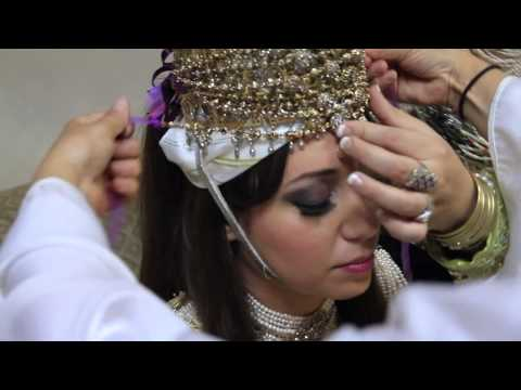 Algerian wedding by Vanessa Elle عرس الجزائري