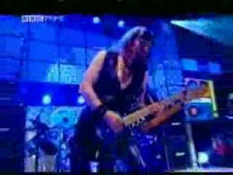 Iron Maiden  Wildest Dreams Live at Top of the Pops