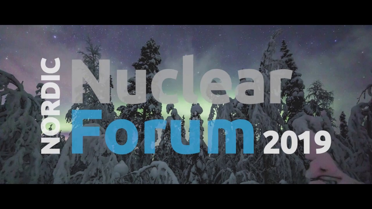 Home | Nordic Nuclear Forum