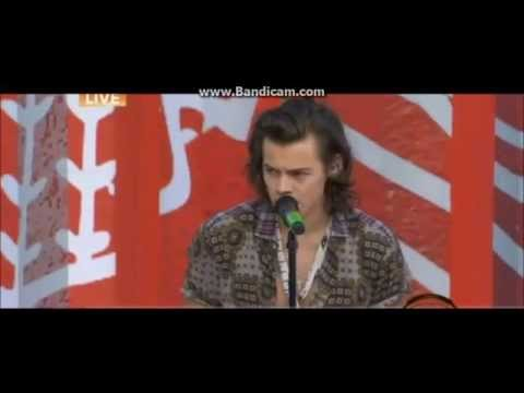 HD One Direction The Today Show (Orlando) 17.11.2014/ Little things live