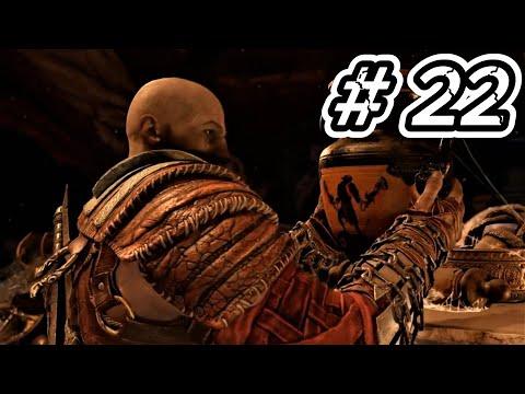 GOD OF WAR Gameplay Walkthrough Part 22 - TYR'S VAULT (God Of War 4)