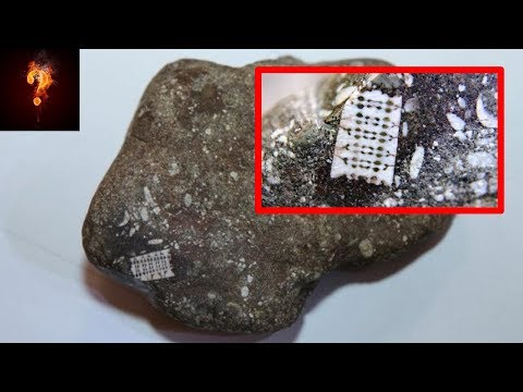 """Alien Data"" Found On 250 Million Year Old Micro-Chip?"