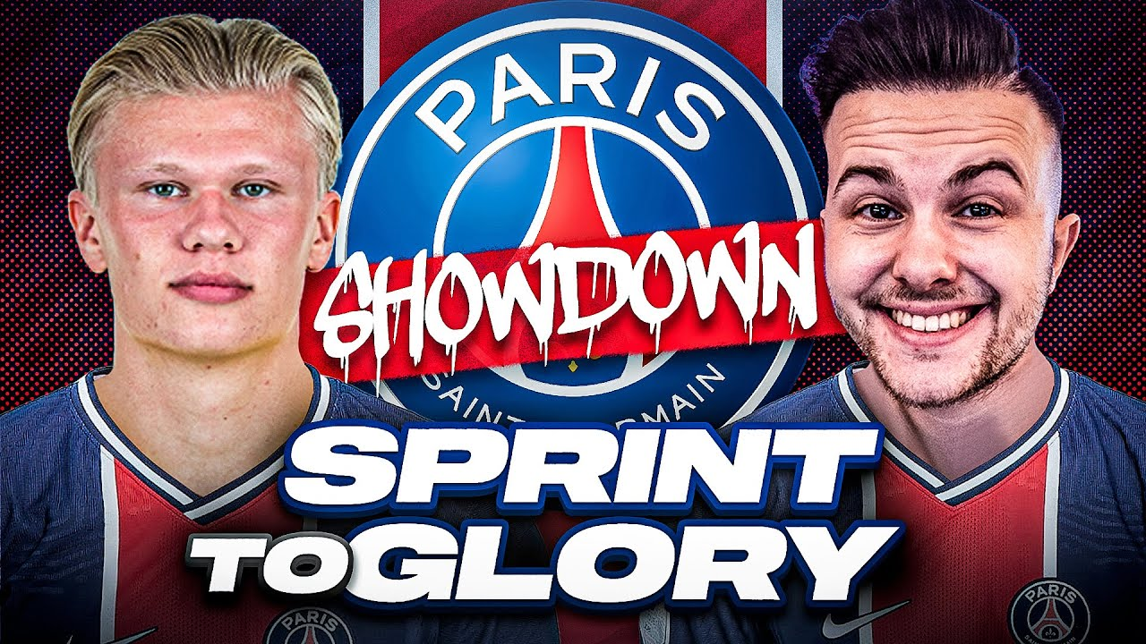 FIFA 21: Paris Saint Germain STG Showdown vs. @GamerBrother 🔥⚔️ - YouTube