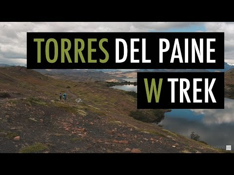 W Trek Torres del Paine