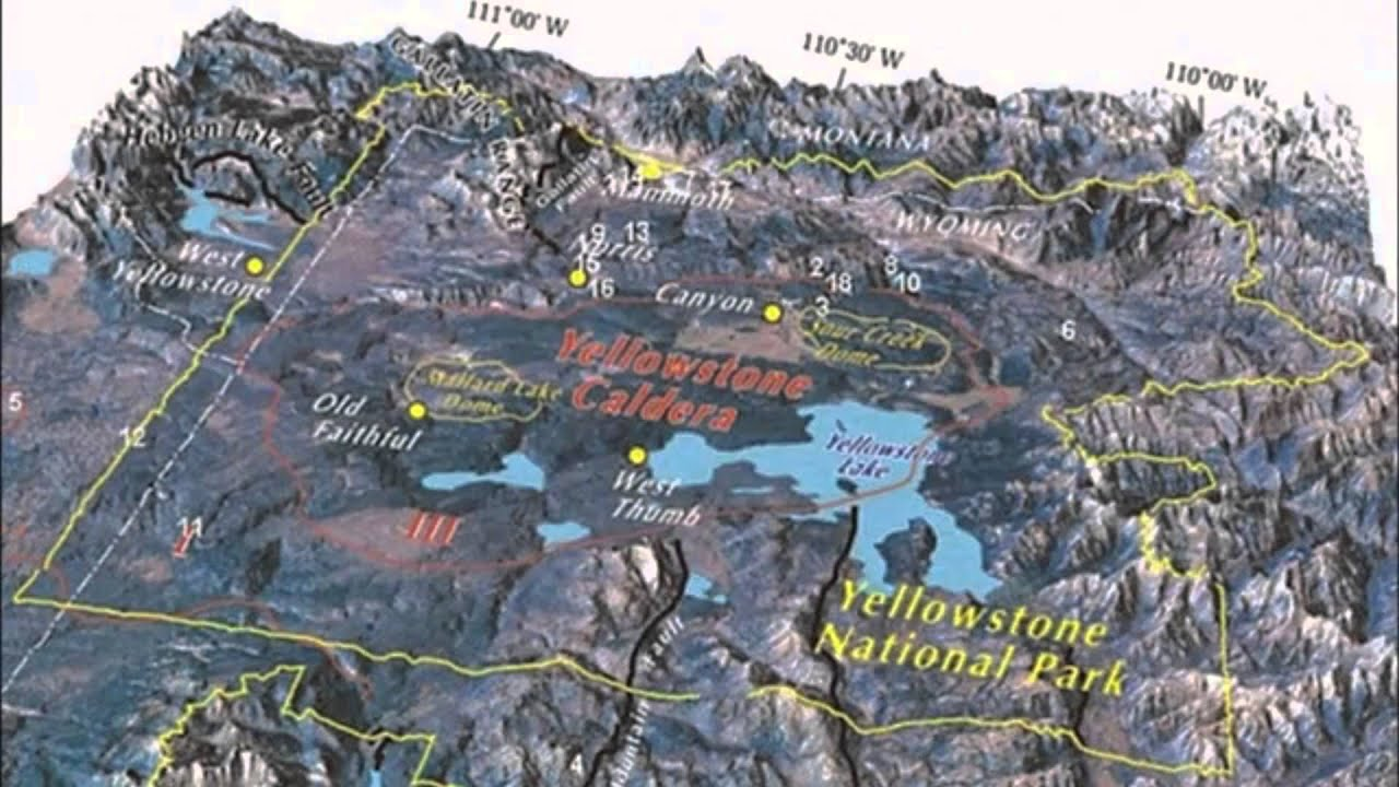 topographic map of yellowstone national park with Yellowstone Caldera Size on Bighorn River Drainage Divide Area Landform Origins Wyoming And Montana Usa Overview Essay moreover Yellowstone Caldera Size additionally Montana Counties moreover Maps additionally Topo.