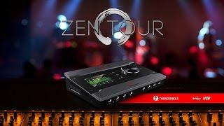 Antelope Audio  Zen Tour - обзор компактного аудиоинтерфейса