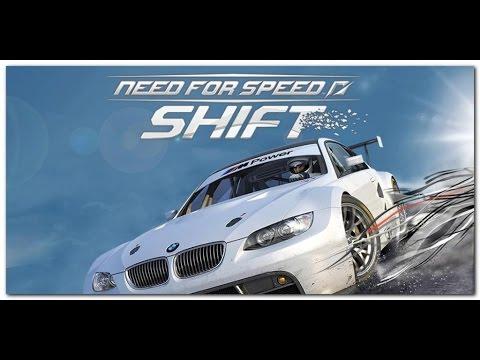 Need For Speed SHIFT(игра по сети с другом)