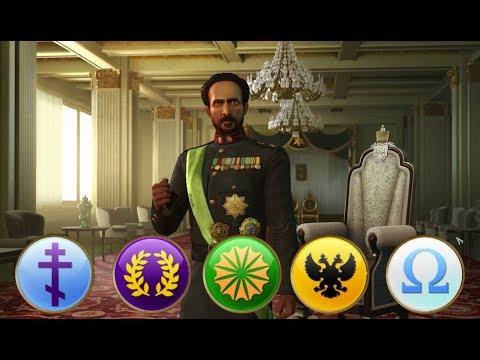 FFA6 турнир №2: игра 1 за Эфиопию (Civilization V Free-For-All-Game)
