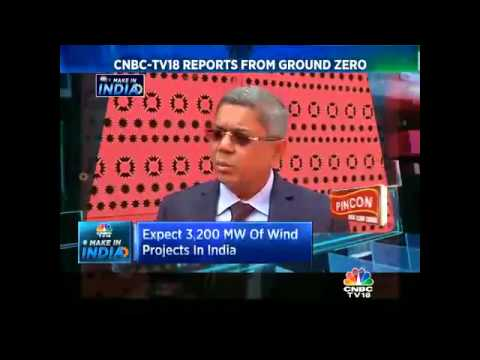 India's Renewable Energy Mkt Growing By 30%: Suzlon Group