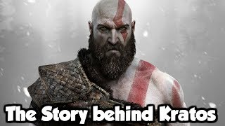 God Of War - The Story Behind Kratos - (Greek Mythology)