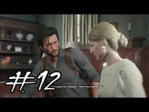 The Evil Within 2 Gameplay - Chapter 12 Bottomless Pit