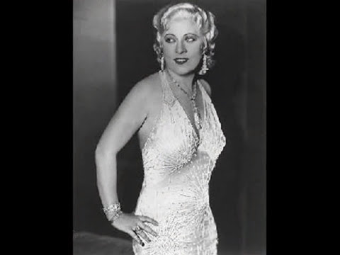 Mae West  I'm in the mood for love
