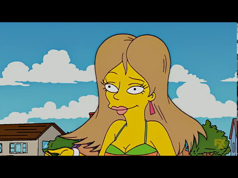 Hot Marge Simpson Cut - The Simpsons (S14E04) from YouTube · Duration:  4 minutes 41 seconds