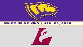 UW-Stevens Point Swimming and Diving Duals UW-La Crosse